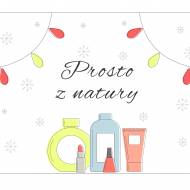 Pomysł na prezent – kosmetyki naturalne
