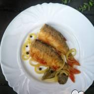 Ryba w zalewie octowej