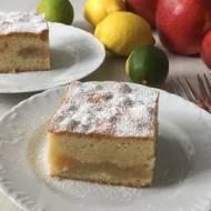 Jabłecznik - przepis na ciasto z jabłkami