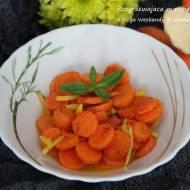 Rozgrzewająca marchewka do obiadu