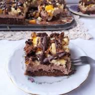 Ciasto Serowy Okruszek / Cheesecake Crumb Cake
