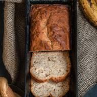 Karmelowy chlebek bananowy (6 składników)