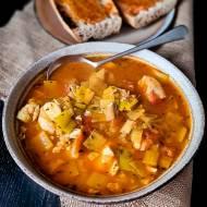 Zupa rybna z Francji czyli Bouillabaisse Faceta w Kuchni