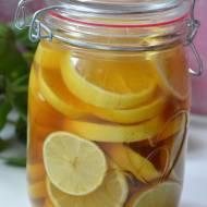 Cytryny w rumie