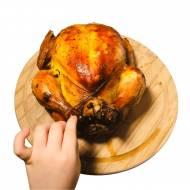 Soczysty kurczak marynowany w maślance