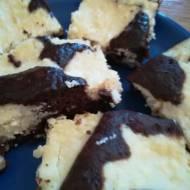 Przepis z maminego zeszytu -jestem ciekawa kto z was pamięta to ciasto -sernik kładziony -idealnie też się nadaje na święta czy