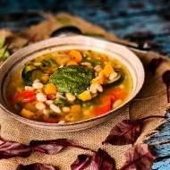 Zupa warzywna z Francji czyli Soupe au Pistou Faceta w Kuchni