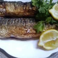 Smażona makrela