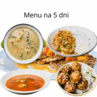 Zrób obiady na 5 dni
