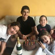 Urodziny Khodora - 14 lat! :)