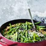 Risotto suszone grzyby i wątróbka – będzie obiad!