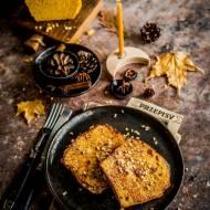 Piernikowe tosty francuskie