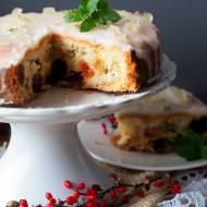 Ciasto bakaliowe na białkach