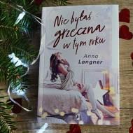 Nie byłaś grzeczna w tym roku. Anna  Langner. Recenzja książki.