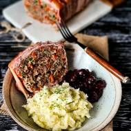 Pieczeń Rzymska z ziemniakami i wsiniami