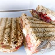 Szybkie tosty we włoskim stylu
