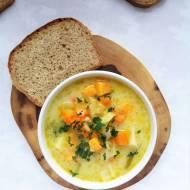 Zupa ziemniaczano - jarzynowa / Potato Vegetable Soup