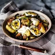 Najlepsza Sałatka ziemniaczana prosto z Belgii