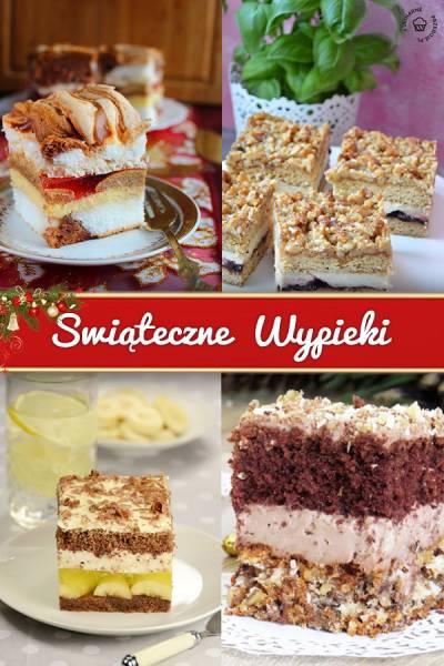 Ciasta na Święta – TOP 10 Propozycji na Świąteczne Wypieki