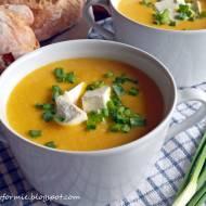 zupa krem z dyni