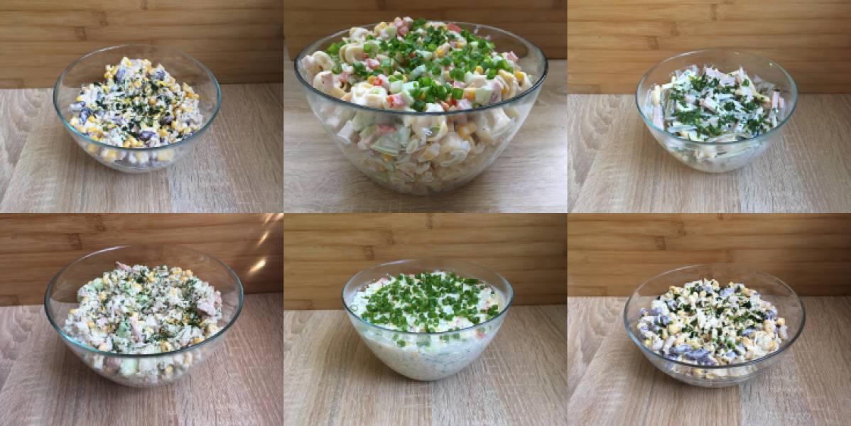 Zestawienie najlepszych sałatek