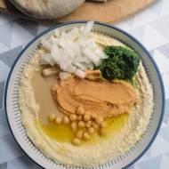 Izrael - Humus jak z Tel Awiwu