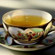 Zielona herbata – jeden z symboli Kraju Kwitnącej Wiśni