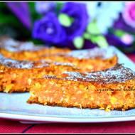 Ciasto dyniowe z kokosem i ananasem