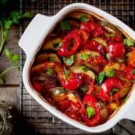 Grecka zapiekanka warzywna