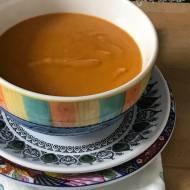 Turecka zupa z soczewicy i warzyw...