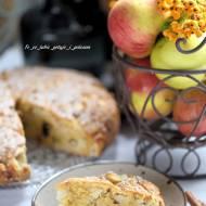 Wiewiórka – ciasto z jabłkami