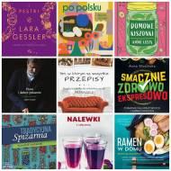 10 książek kulinarnych pod choinkę