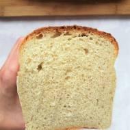 Chleb tostowy z wodą z gotowania ryżu / Rice Water White Bread