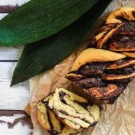 Czekoladowa strucla – drożdżówka z czekoladą