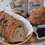 Chleb wiejski na kefirze