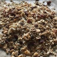 Domowe musli (granola)