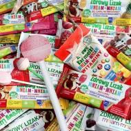 Zdrowy Lizak Mniam-Mniam - zdrowe lizaki bez cukru, glutenu, laktozy oraz innych alergenów