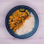 Grzybowe żółte tajskie Curry - Pychotka :)