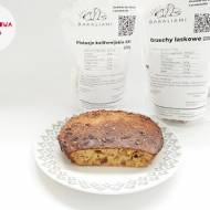 Kukurydziane ciasto daktylowo-pistacjowe