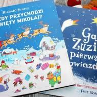 Świąteczne propozycje dla dzieci od Wydawnictwa Babaryba