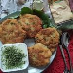 Kotleciki ziemniaczano brokułowe