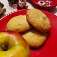 Amerykańskie ciasteczka z białą czekoladą i szafranem