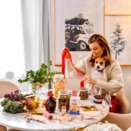 Pomysły na świąteczne jadalne prezenty! Słodkie Łączy! Syrop do kawy - XMAS COFFEE, świąteczna granola!