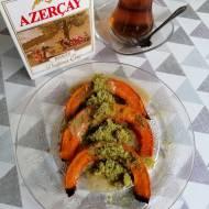 Turcja - Dynia z tahini (Tahinli kabak tatlısı)