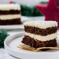 Ciasto Świąteczna Mleczna Kanapka