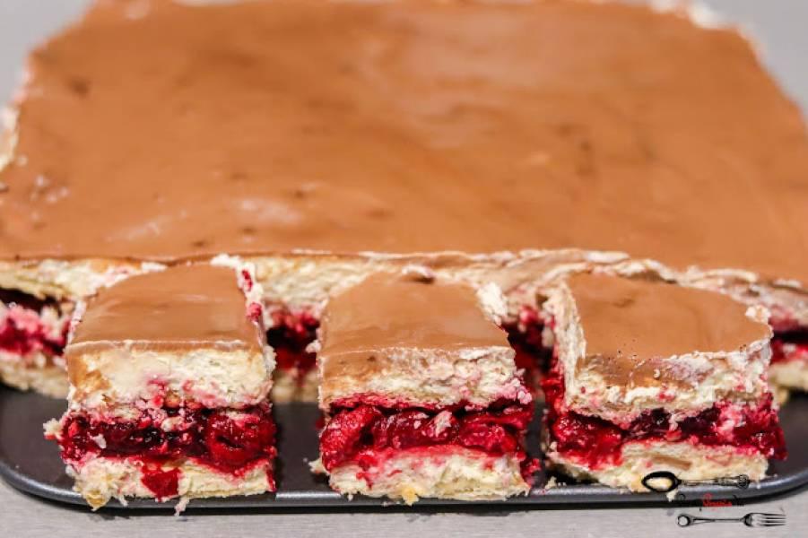 Magma - ciasto bez pieczenia