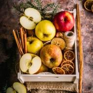 Jabłka na 1000 sposobów   Dżem z jabłek z cynamonem i pomarańczą oraz rogaliki