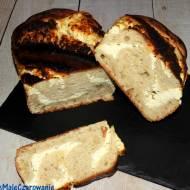 Strucla z serem na zakwasie