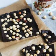 Gorzka czekolada domowej roboty