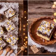 Świąteczny makowiec / Christmas poppy seed cake